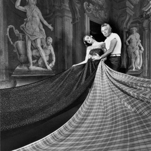 Giorgio Armani fotografato da David Lees, 1979
