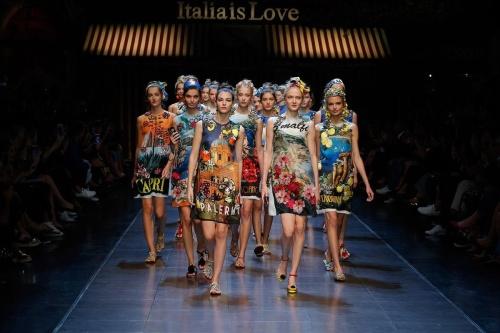 Dolce & Gabbana primavera-estate 2016